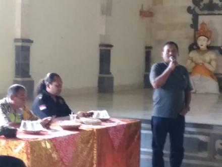 SELAMAT DATANG MAHASISWA KKN UNDIKSHA SINGARAJA DI DESA TISTA